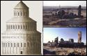Одна из церковей города Ани - до и после